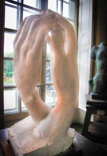 Le Cathedrale, Musee Rodin_edit