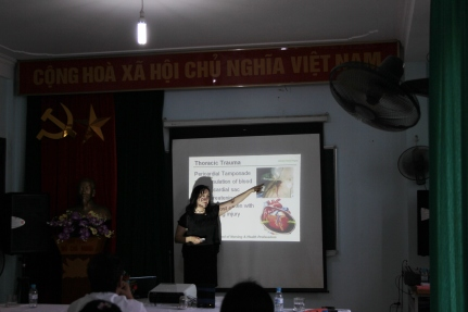 Nursing lecture