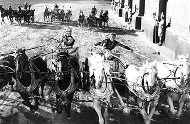 Ben Hur photo
