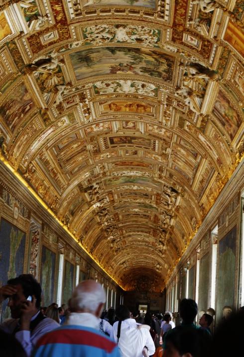Galleria delle Carte Geografiche, Musei Vaticani