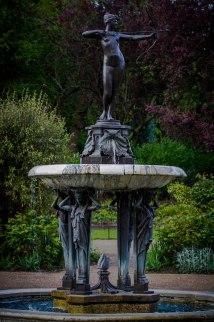 Diana the Huntress - Hyde Park
