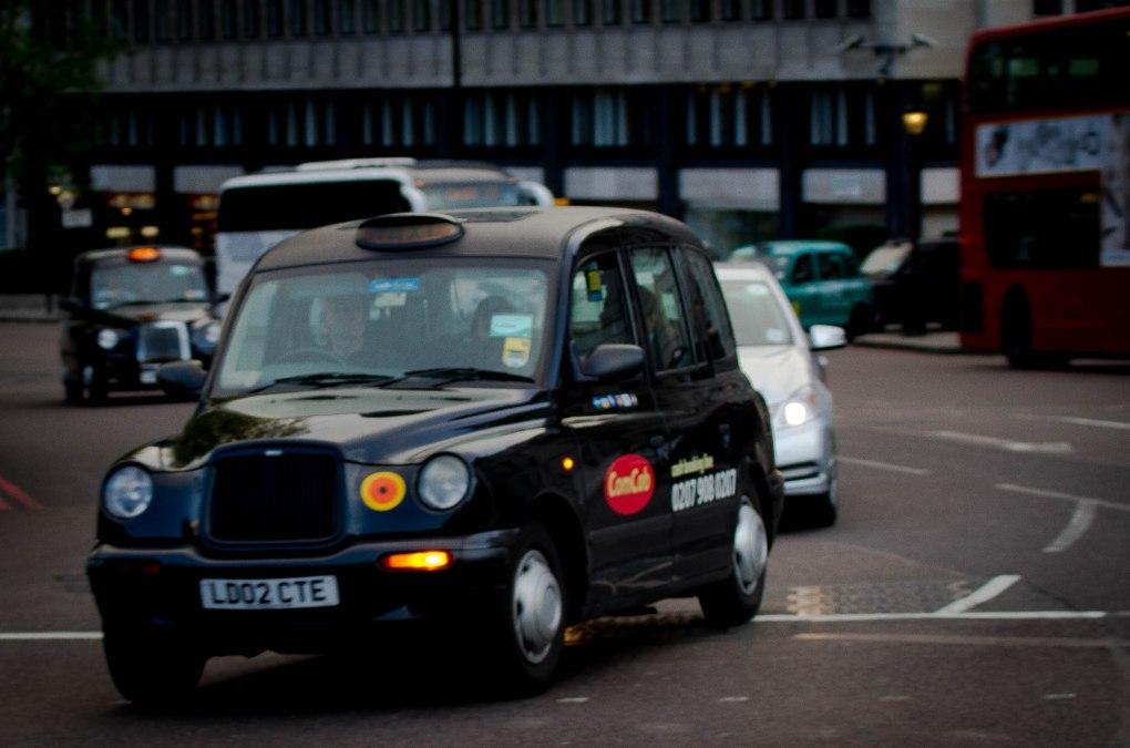 London Cab 3