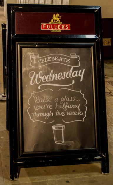 Celebrate Wednesday