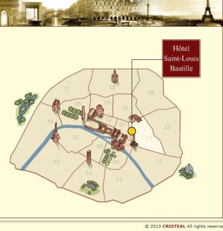Marais District, Paris 11th Arrondissement