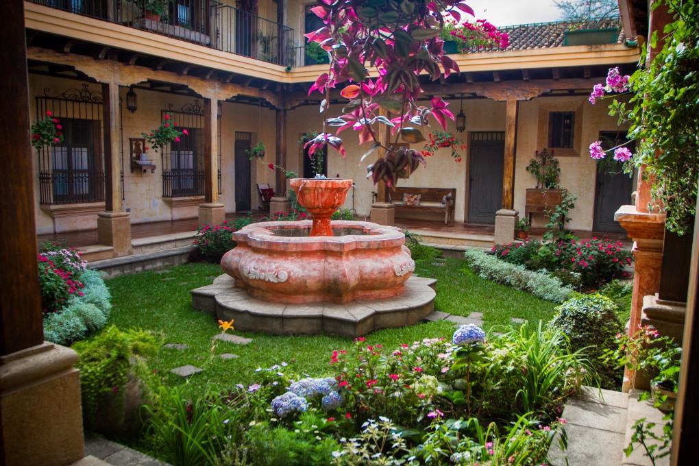 Sitting Room, La Casona de Antigua