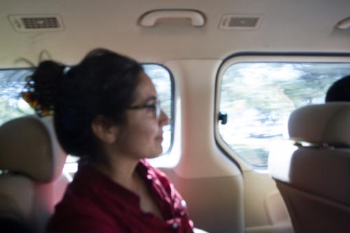 Jacque - Shuttle to Antigua
