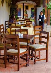 Breakfast Area, La Casona de Antigua