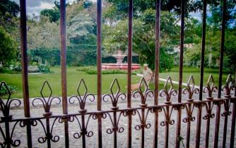 View from the Sitting Room, La Casona de Antigua