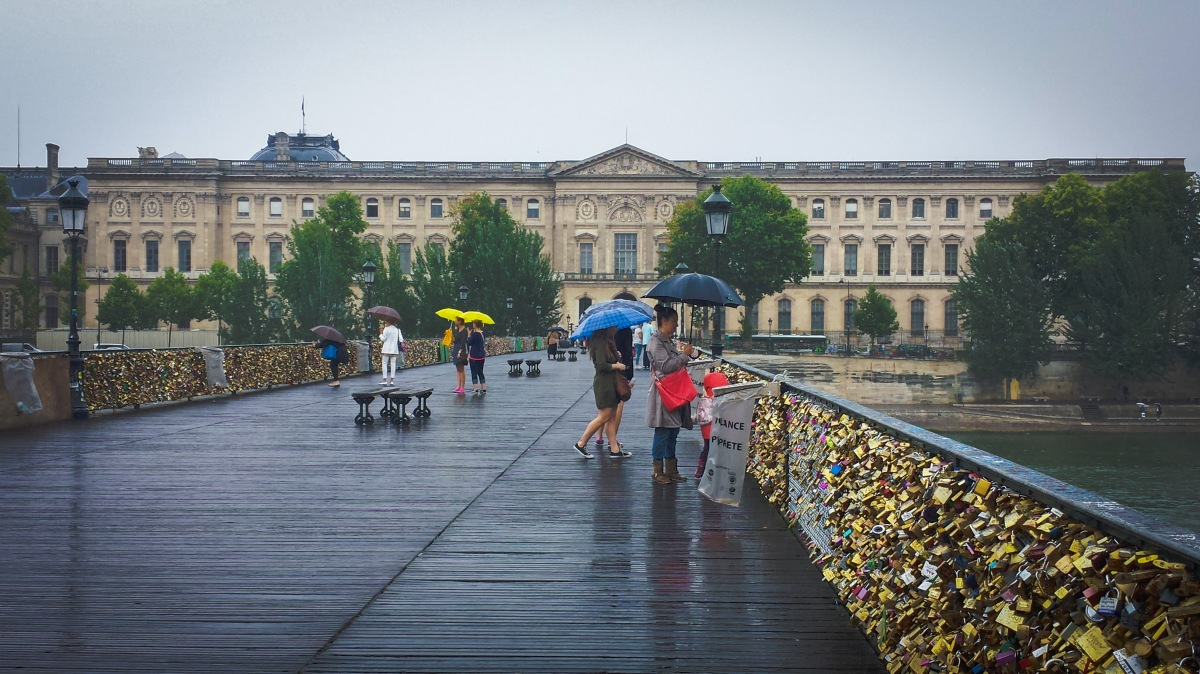 Locks of Love, Paris