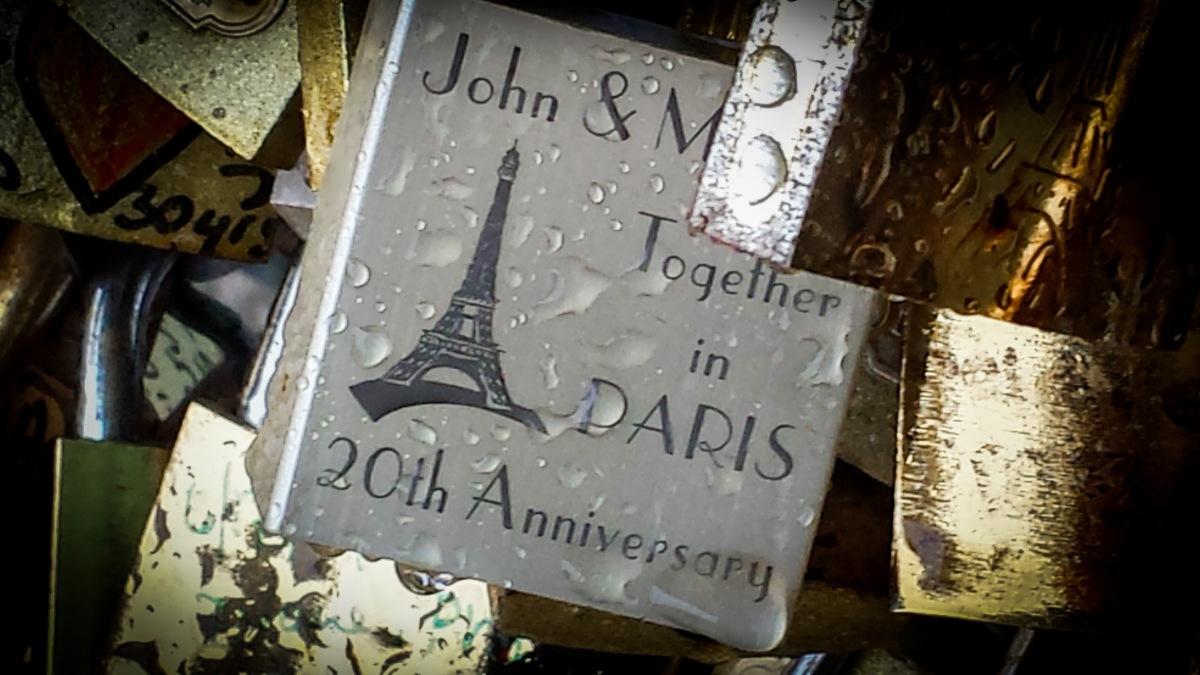 Pont des Beaux Artes, Paris