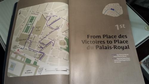 A walk through the 1er Arrondissement