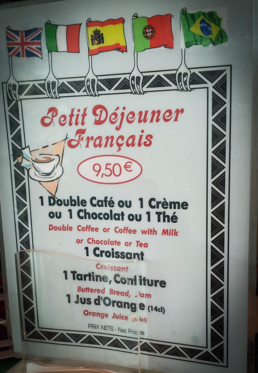 Le Palais Royal Café, Paris