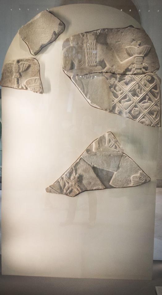 Stele of Vultures 1