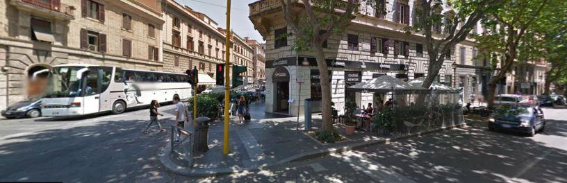 Via Merulana, Rome, Italy