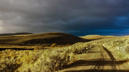 Northeastern Nevada Morning October 2014