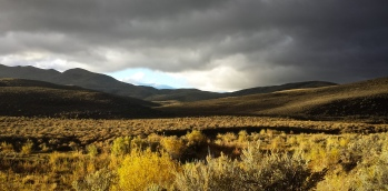 Northeastern Nevada Morning October 2014