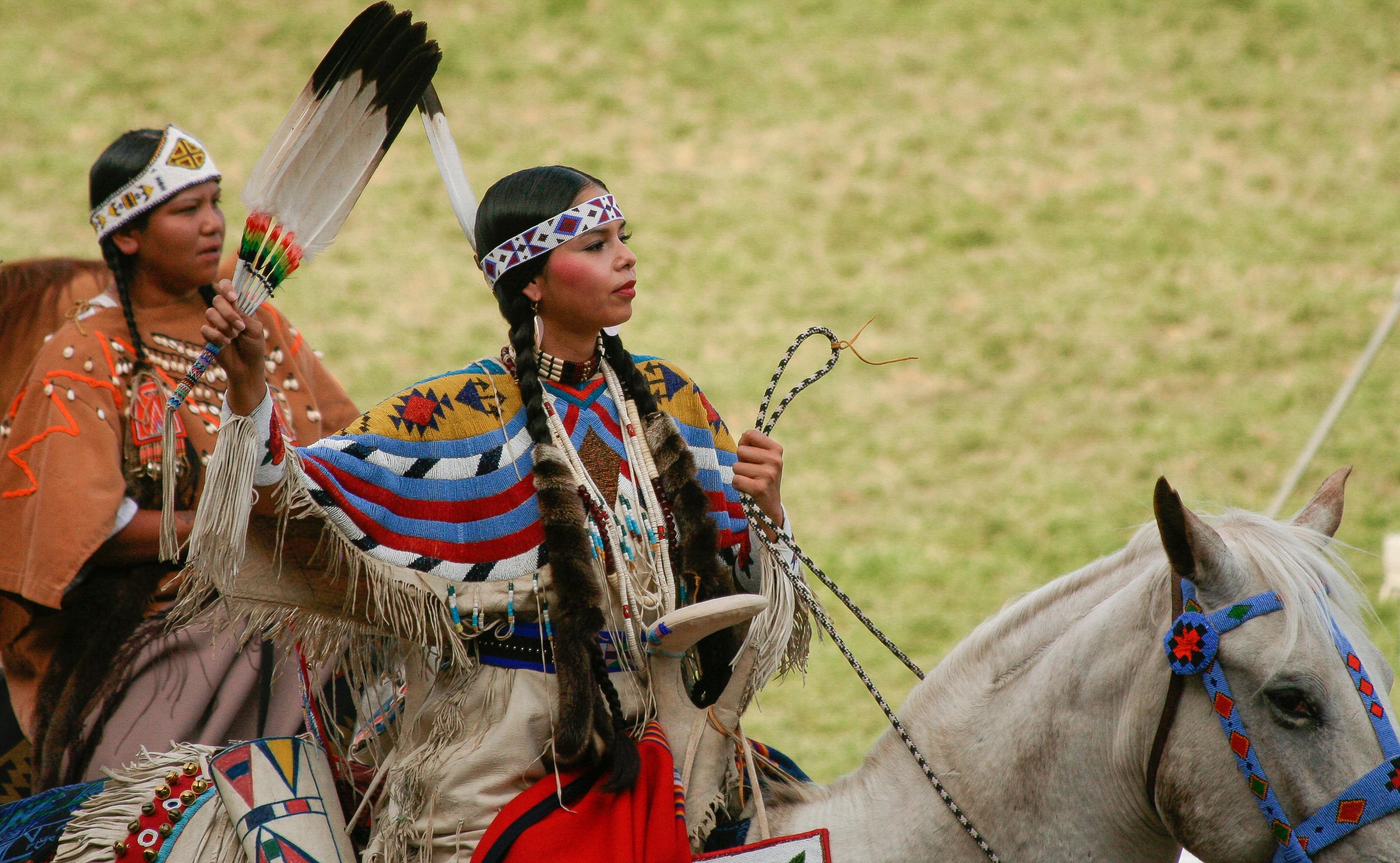 Native American Princess, Pendleton Round-Up, Pendleton, Oregon