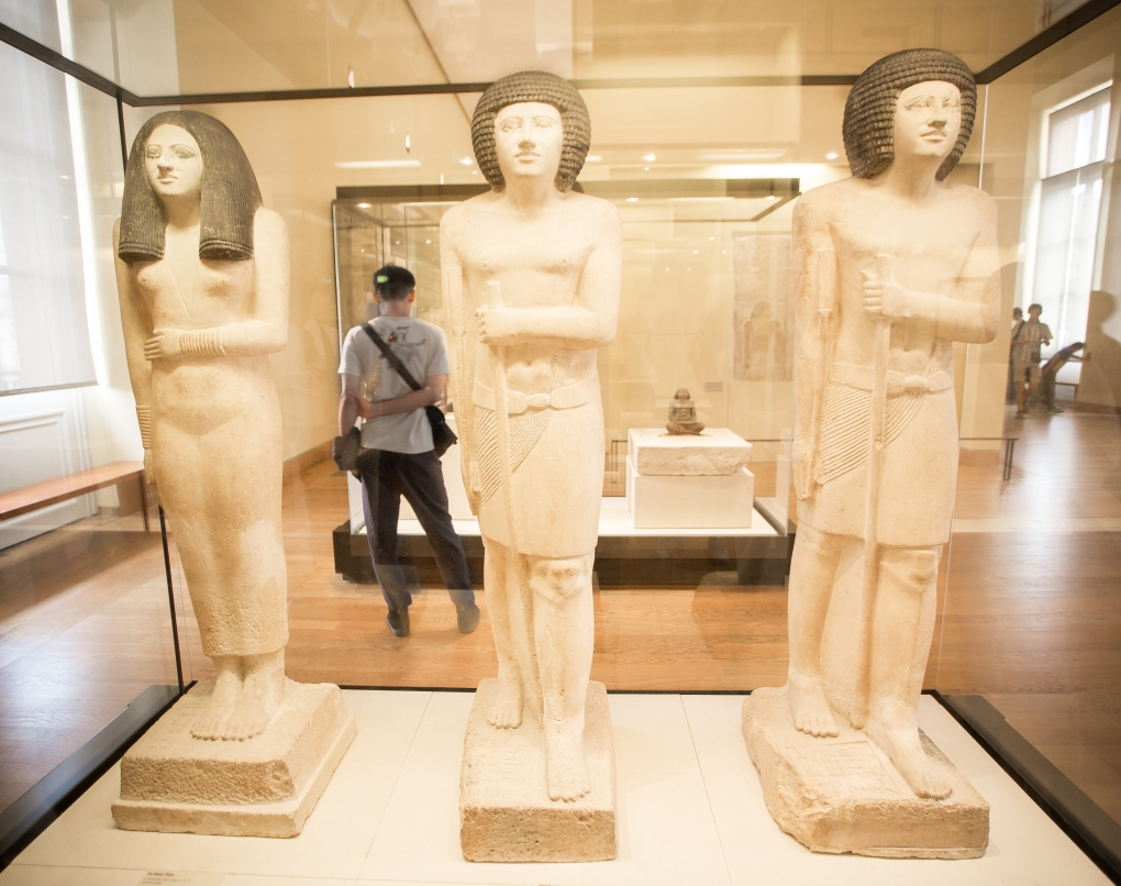 Department of Egyptian Antiquities, Louvre