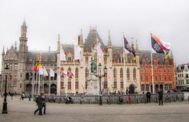 Market Square, Brugge