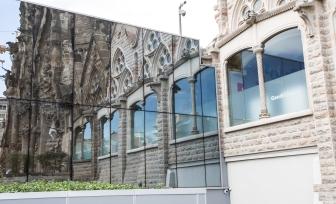 La Sagrada Familia, Nativity façade