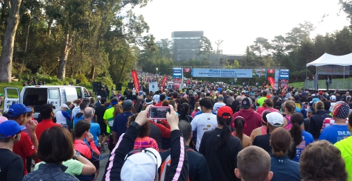 KP SF Half Marathon 2016 start
