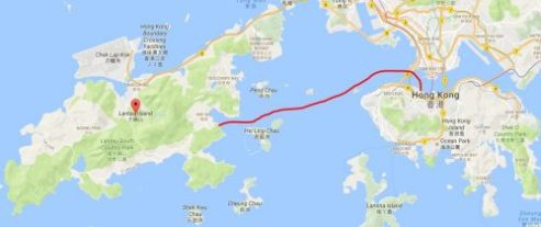 map-hk-to-lantau